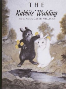 rabbits wedding