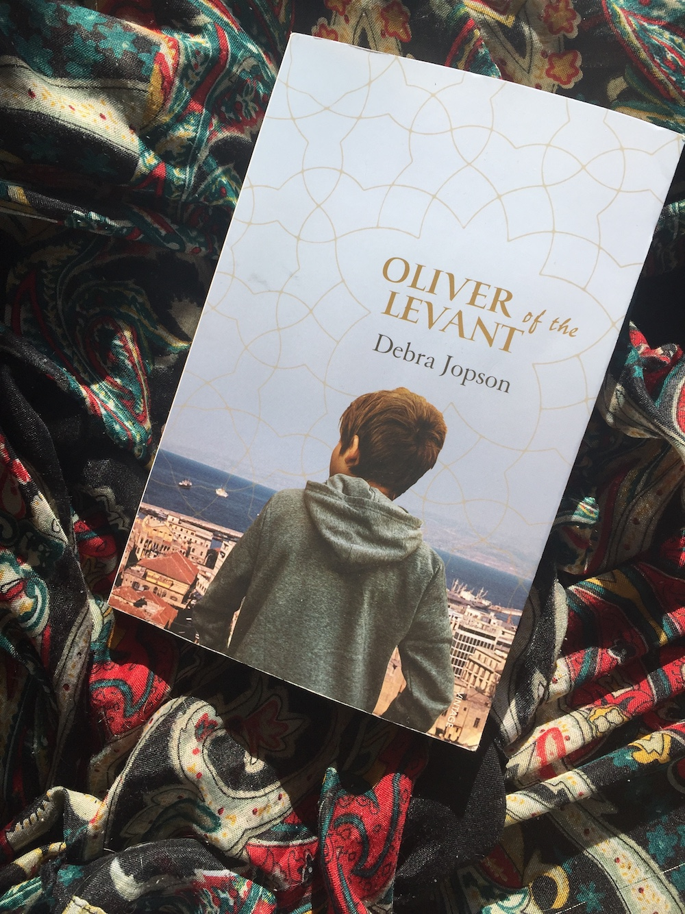 Oliver of the Levant Debra Jopson